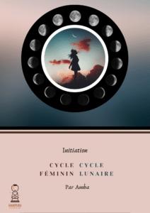 cycle lunaire et cycle féminin